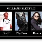 Williams-Electric-Team