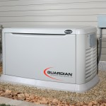 guardian home generator for power independence