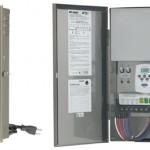 vista high quality transformer landscape lighting 12-15 volt triple coil taps.