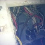 WAll of shame.  Burned stab lok federal pacific panel|Williams Electric|510 339-5601